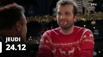 Demain nous appartient du 24 décembre 2020 - Episode 825