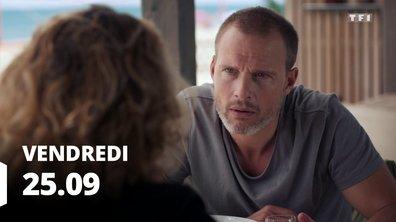 Demain nous appartient du 25 septembre 2020 - Episode 761