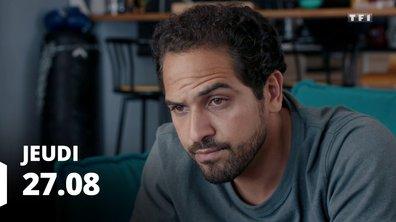 Demain nous appartient du 27 août 2020 - Episode 740