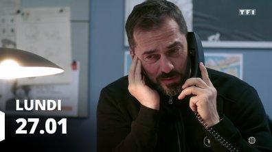 Demain nous appartient du 27 janvier 2020 - Episode 647