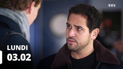 Demain nous appartient du 3 février 2020 - Episode 652