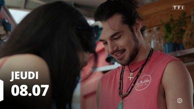 Demain nous appartient du 8 juillet 2021 - Episode 965