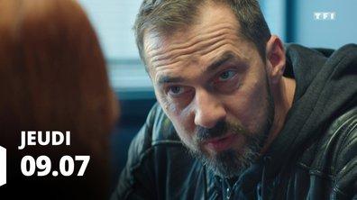 Demain nous appartient du 9 juillet 2020 - Episode 705