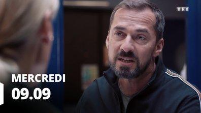 Demain nous appartient du 9 septembre 2020 - Episode 749