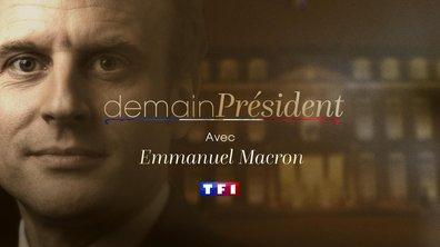 Demain Président du 17 avril 2017 - Emmanuel Macron