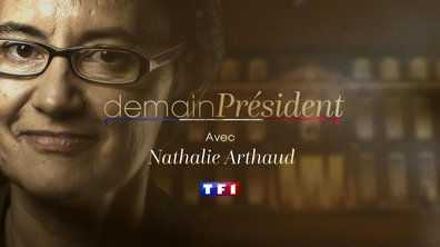 Demain Président du 13 avril 2017 - Nathalie Arthaud