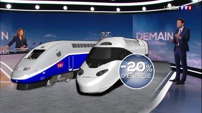 Demain : un nouveau TGV dernière génération arrive en 2023