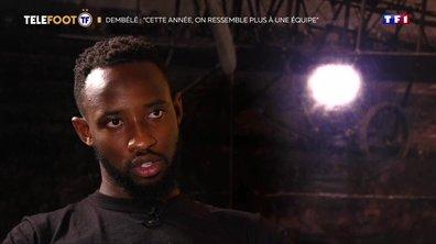 """Moussa Dembélé : """"Cette année on ressemble plus à une équipe"""""""