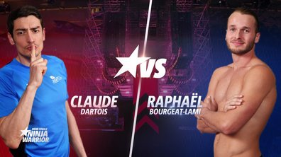 Demi-finale : Claude Dartois VS Raphaël Bourgeat-Lami, une place pour deux !