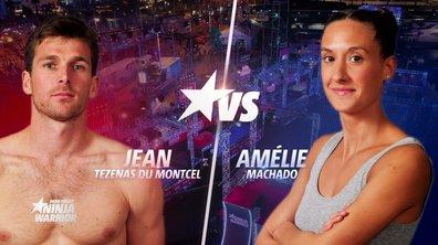 Demi-finale : Jean Tezenas du Montcel VS Amélie Machado, un duo de haut vol