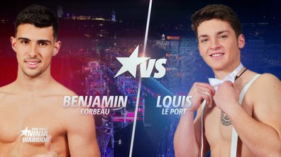 Demi-finale : Louis le Port VS Benjamin Corbeau