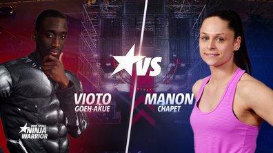 Demi-finale : Vioto Goeh-Akue VS Manon Chapet, une femme bientôt en finale ?