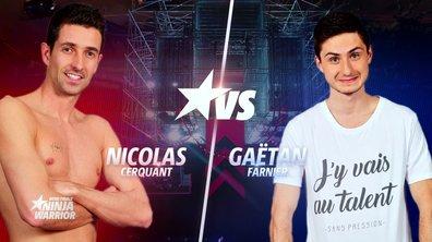 Demi-finale : Nicolas Cerquant VS Gaëtan Farnier
