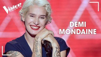 "B. Demi-Mondaine - ""Baby did a bad bad thing"" (Chris Isaak)"