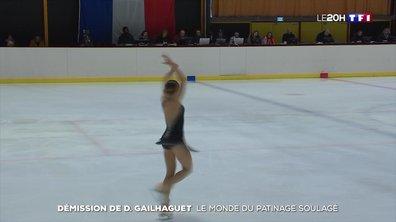 Démission de Didier Gailhaguet : le monde du patinage artistique soulagé