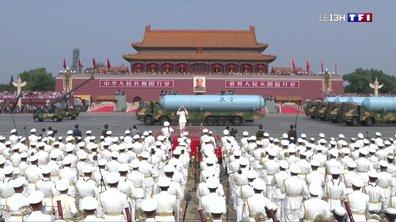 Démonstration de force à Pékin pour les 70 ans de la Chine communiste