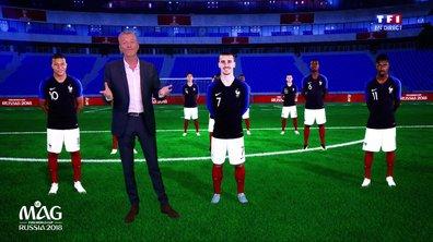 France-Australie : avec Pavard et Hernandez, sans Giroud