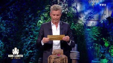 Frédéric / Clémentine : le résultat des votes lors de la finale