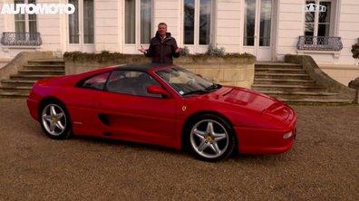 Gagnez une Ferrari F355 GTS dans Automoto dimanche !