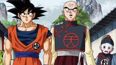 Dragon ball super -Ep 90-Dépasse toutes tes limites ! Goku contre Gohan.