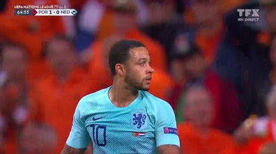 Portugal - Pays-Bas (1 - 0): Voir l'occasion de Depay en vidéo