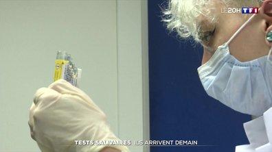 Dépistage du Covid-19 : ce qu'il faut savoir sur les tests salivaires