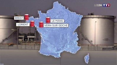 Dépôts pétroliersbloqués : l'Etat assouplit les règles de livraison