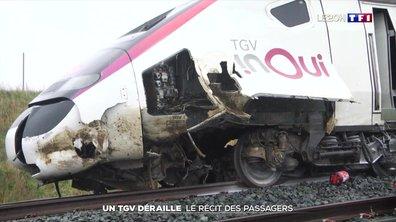 Déraillement d'un TGV à Saverne : 22 blessés dont un grave