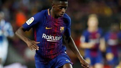 Liga: Ousmane Dembélé et Luis Suarez sauvent le Barça [Vidéo]