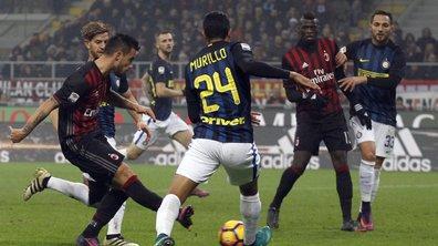 Auteurs d'un derby spectaculaire, l'Inter et le Milan AC partagent finalement les points