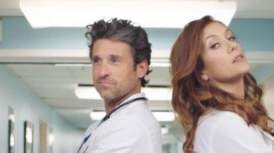 Derek et Addison de nouveau ensemble à l'écran