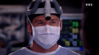 """Derek : """"Une belle journée pour sauver des vies"""""""