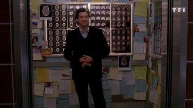 "Derek : ""Je t'aime, Meredith Grey"""