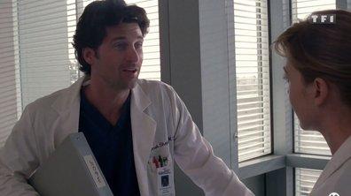 Quand Meredith découvre qu'elle a couché… Avec son patron