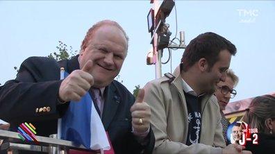 Dernier meeting dans la France oubliée pour Marine Le Pen