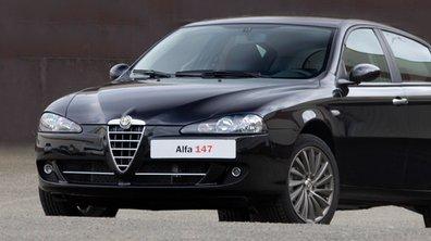 Alfa 147 : Dernière mise à jour avant la retraite