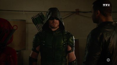 Arrow, une série qui vaut de l'or