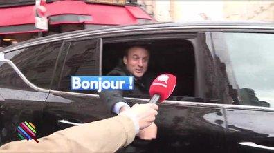 Les derniers jours de Macron, Président Elu