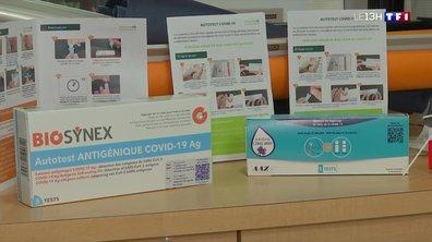 Des autotests disponibles en pharmacie et bientôt à l'école