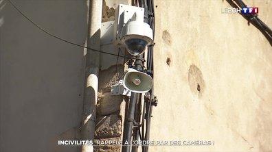 Des caméras parlantes, la méthode de Lunel face aux incivilités