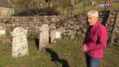 Des cimetières dans les jardins familiaux, une pratique très ancienne des Cévenols