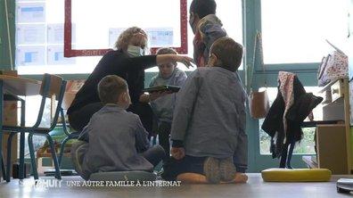 Des enfants élevés à l'internat retrouvent une deuxième famille