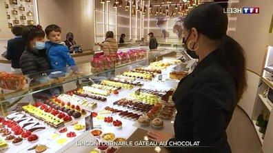 Des gâteaux au chocolat au goût d'enfance à Lyon