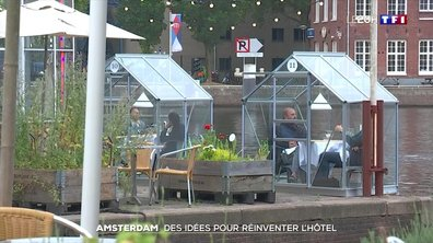 Des idées pour réinventer l'hôtel à Amsterdam