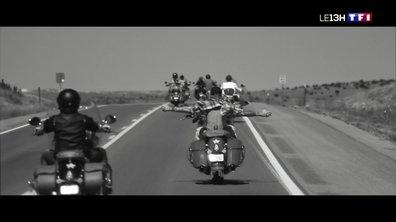Des images inédites du dernier road trip de Johnny Hallyday au Grand Rex