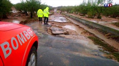 Des inondations exceptionnelles dans le sud-est de l'Espagne