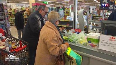 Des magasins réservent des horaires aux personnes âgées