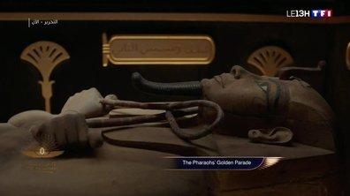 Des momies de pharaons transférées au musée de la civilisation égyptienne