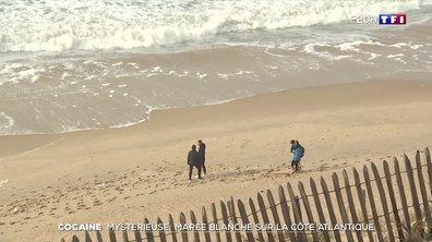 Des paquets de cocaïne s'échouent sur les plages de la côte atlantique