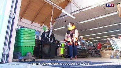 Des petits commerces de la Bretagne jouent en équipe pour traverser la crise